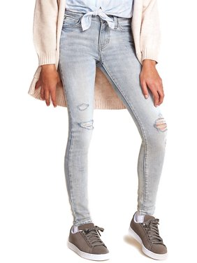 Signature by Levi Strauss & Co. Girls Super Skinny Jeans, Sizes 5-18