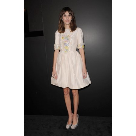 Alexa Chung In Attendance For Chanel Bijoux De Diamant 80Th Anniversary  New York Ny October 9 2012 Photo By Kristin CallahanEverett Collection