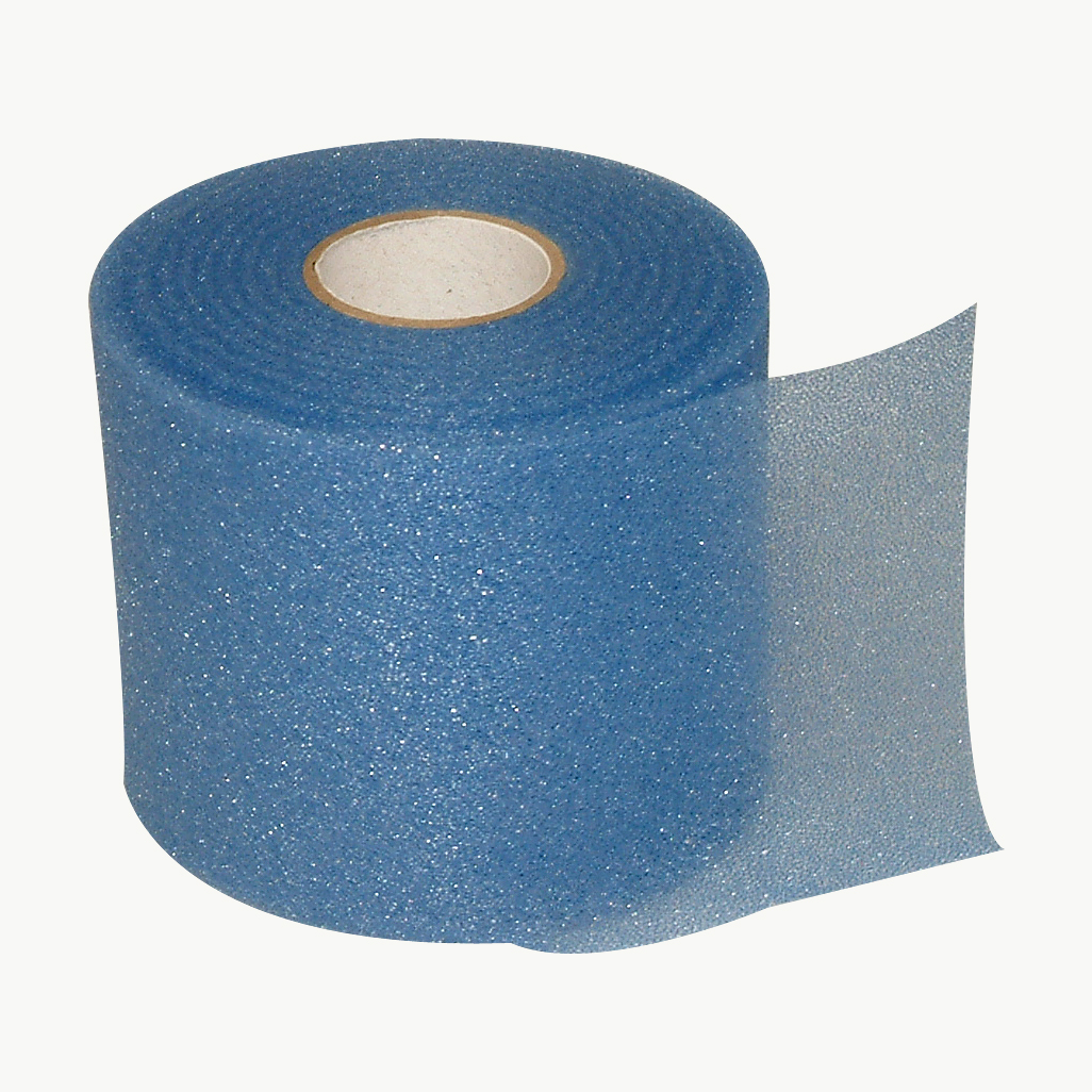 Jaybird & Mais 50 Foam Underwrap   Pre-Wrap: 2-3 4 in. x 30 yds. (Blue) by Jaybird & Mais