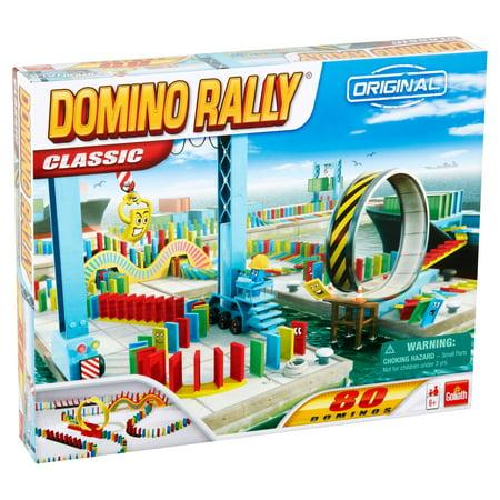 Goliath Games Classic Original Domino Rally 6   80 Count