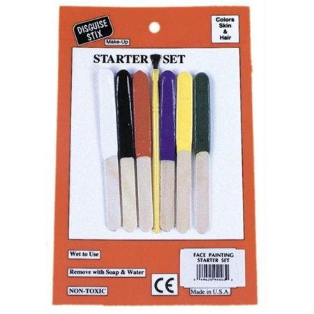 MorrisCostumes DE200 Disguise Stix Starter Kit for $<!---->
