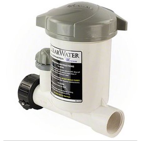 Waterway Clearwater In-Line Automatic Chlorinator for Above Ground swimming Pool](Halloween Store Clearwater)