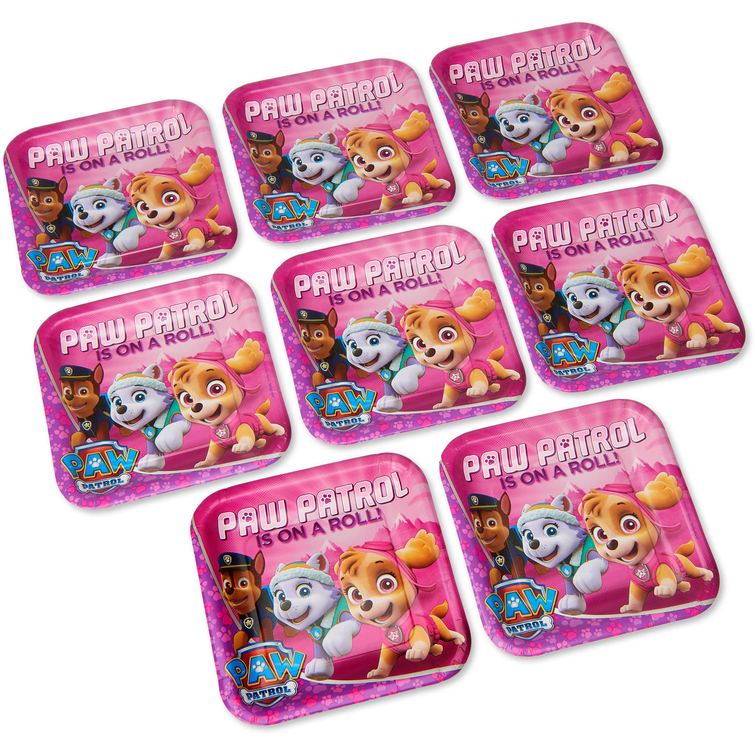 sc 1 st  Walmart : pink disposable plates - pezcame.com