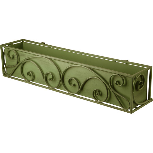 """30"""" Garden Accents Decorative Plant Box by National Tree"""