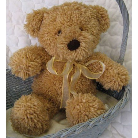 Huggables Teddy Stuffed Toy Latch Hook Kit, 14