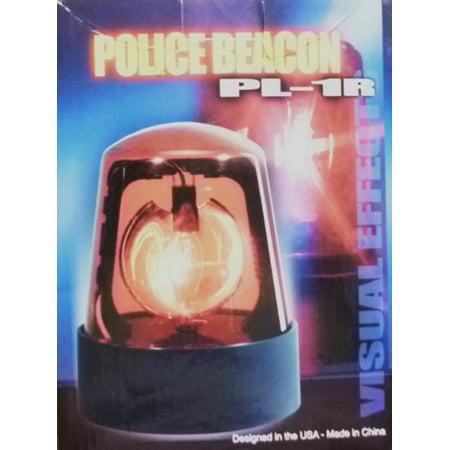 Police Beacon, Blue, 7