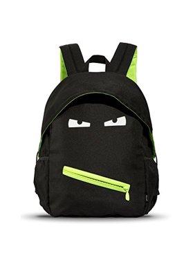 ZIPIT Grillz Backpack, Black