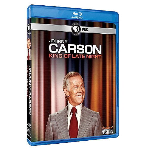 American Masters: Johnny Carson - King Of Late Night (Blu-ray)