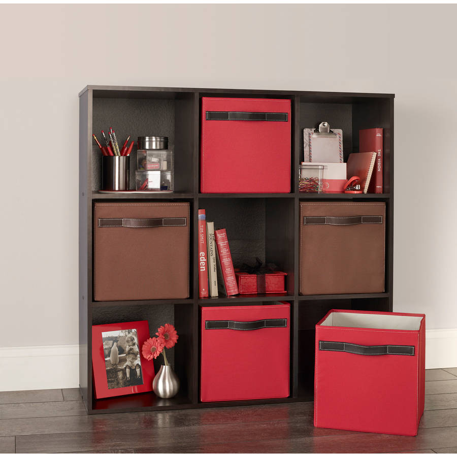 ClosetMaid Cubeicals 9 Cube Organizer, Espresso Organization Wood Furniture  | EBay