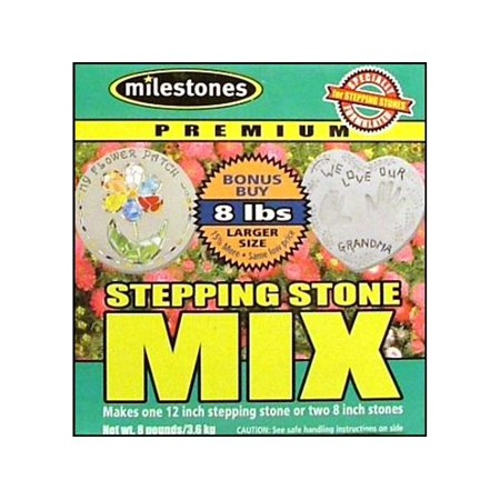 Faux Stepping Stones - Premium Stepping Stone Mix 8lb Box