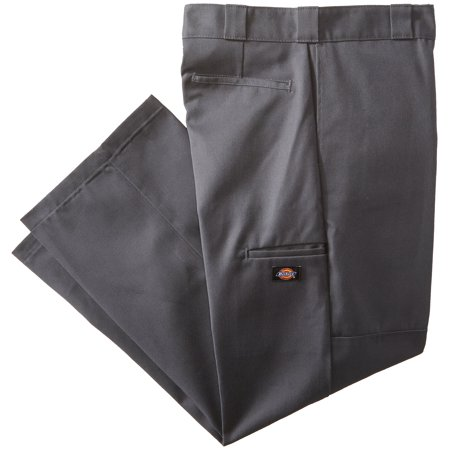 Loose Fit Straight Leg Double Knee Work Pant