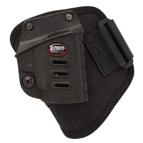 Click here to buy Fobus S&W Body Guard 380 Ankle SKU: SWBGA with Elite Tactical Cloth by Fobus.