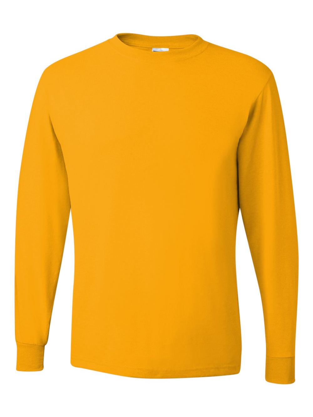 Jerzees Dri-Power Active Long Sleeve 50/50 T-Shirt