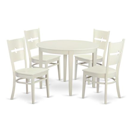 dinette set   small kitchen table  chairs linen