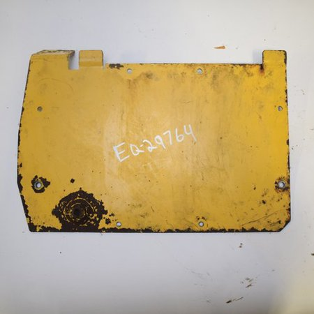 Cover Plate, LH, Used, John Deere, MG86508859, New Holland, 86508859