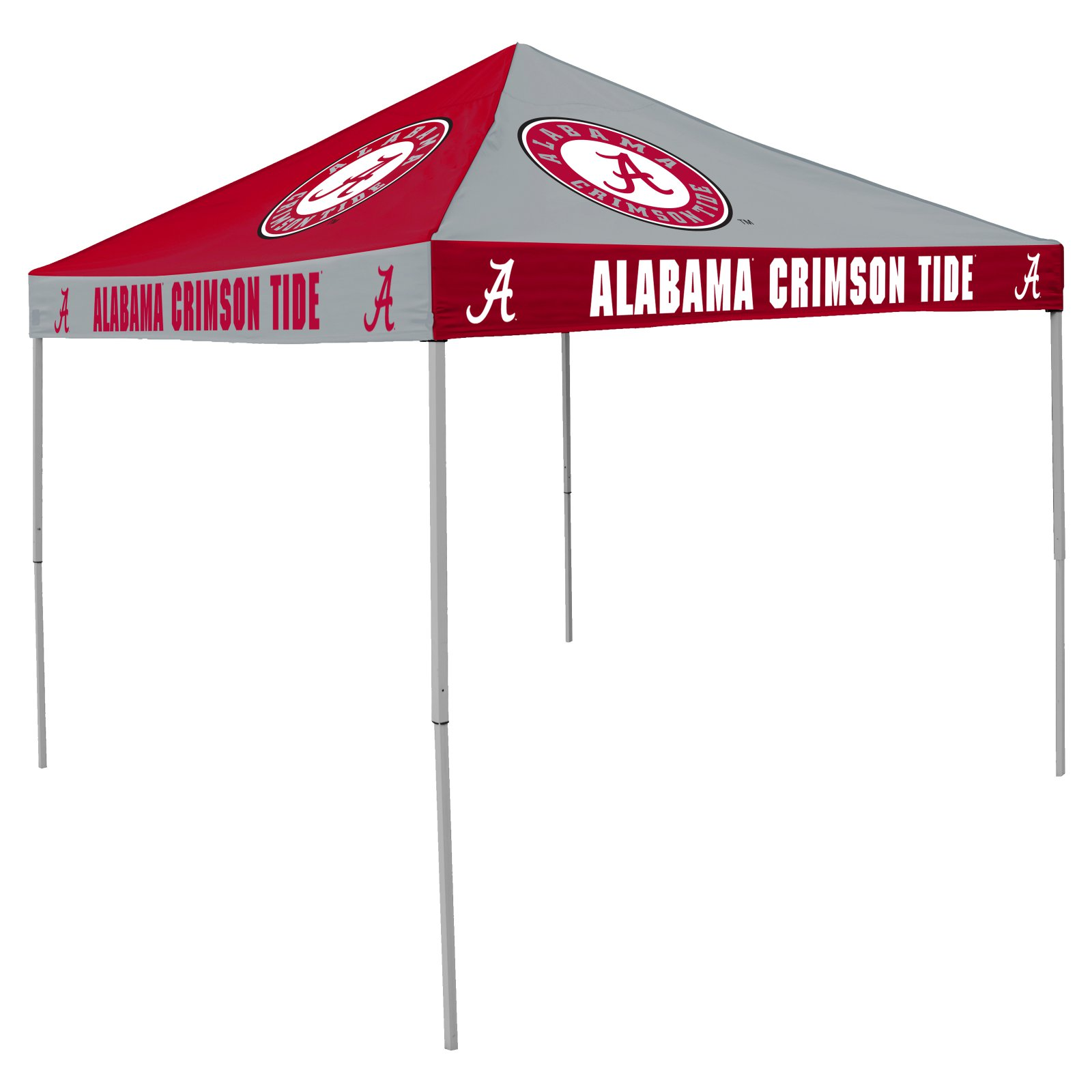 Logo Chair NCAA Alabama 9' x 9' Checkerboard Tent