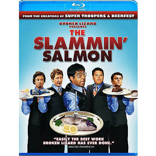 The Slammin' Salmon (Blu-ray) (Widescreen)