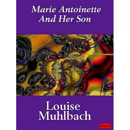 Marie Antoinette And Her Son - - Marie Antoinette Mermaid