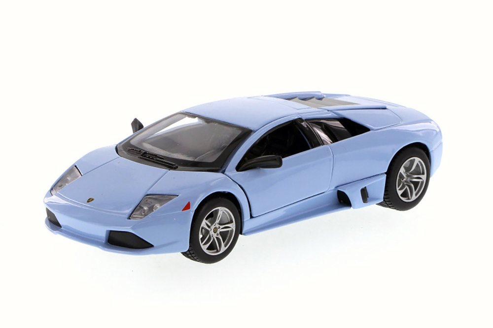 Lamborghini Murcielago LP640, Light Blue Maisto 31292 1 24 Scale Diecast Model Toy Car by Maisto