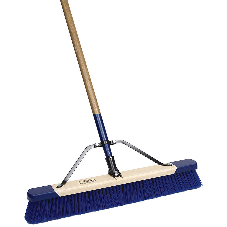 Harper 60 Quot Push Broom Blue