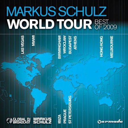 World Tour: Best of 2009 (Best Dj Scratching In The World)