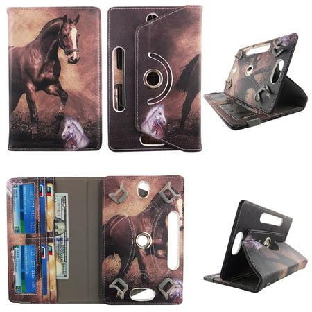 Memo Case - Brown Horse tablet case 8 inch  for Asus Memo Pad  8