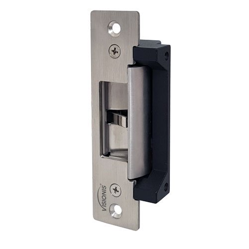 Visionis Vis El104 Fsesa 770lbs Electric Door Strike For Wood And Metal Doors 12v Fail Safe Normally Closed And Fail Secure Normally Open Adjustable Walmart Com Walmart Com