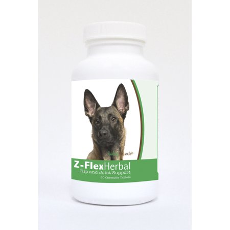 Healthy Breeds Belgian Malinois Natural Joint Support Chewable Tablets 60 Count
