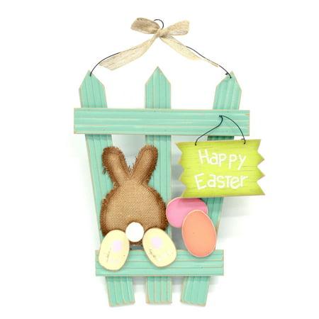Easter Vintage Fence Hopper (Hopper Body)