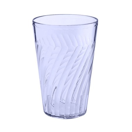 Plastic Reusable Tahiti Tumblers 20 oz 3.88 x 5.25 Beverage Blue SAN/Case of -