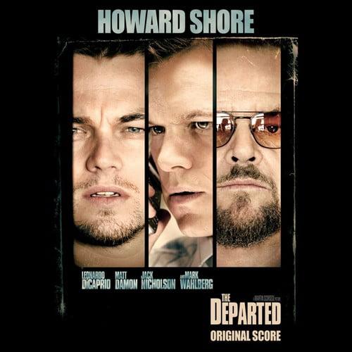 Howard Shore - Departed (Original Score) [CD]