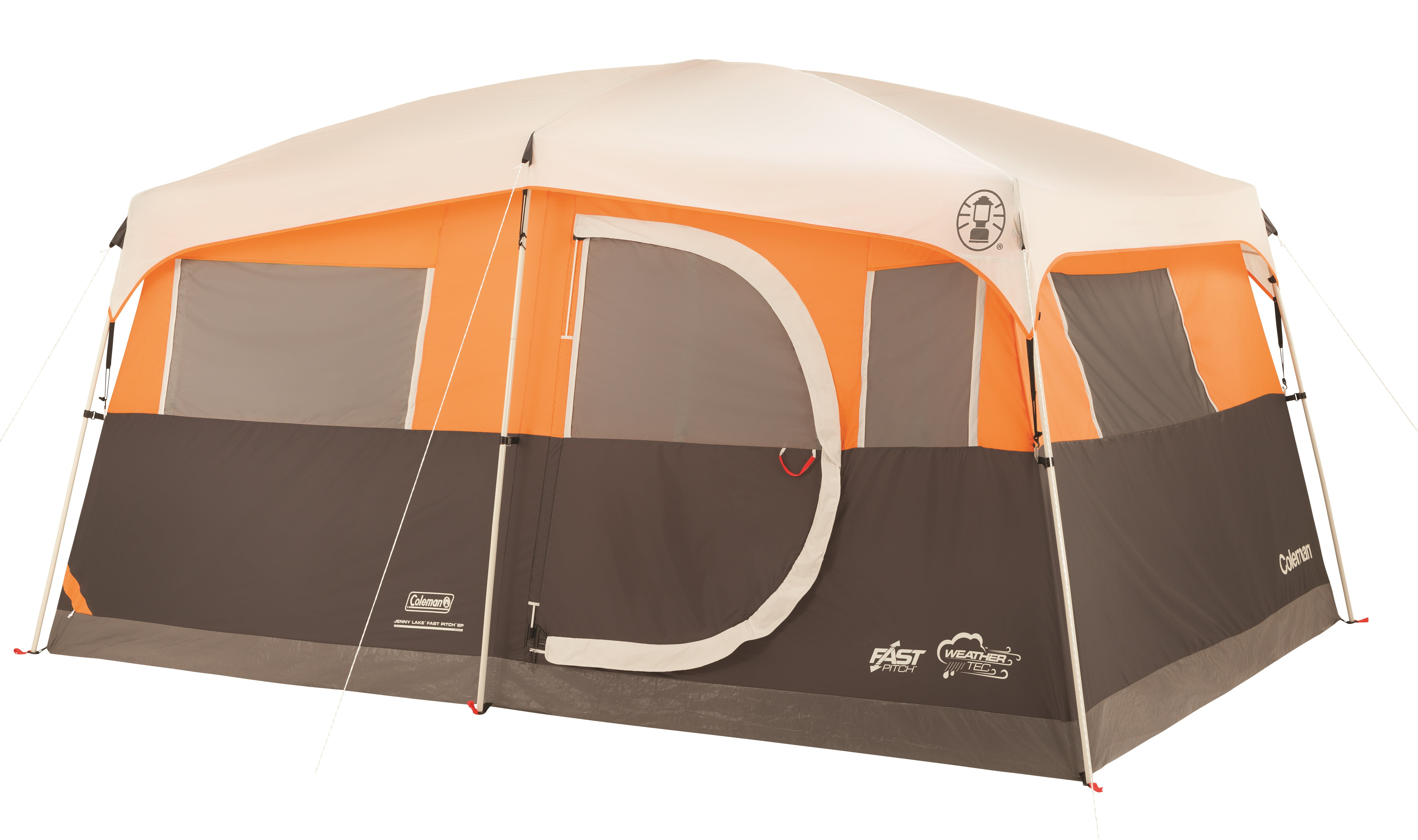 Click here to buy Coleman Jenny Lake Fast Pitch 8-Person Cabin Tent with Closet by COLEMAN.