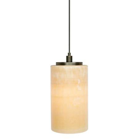 Lbl Lighting Onyx Cylinder Led Monorail 1 Light Track Pendant