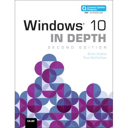 In Depth: Windows 10 in Depth (Includes Content Update Program)
