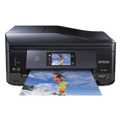 Epson Expression Premium XP-830 Small-in-One Printer by Epson