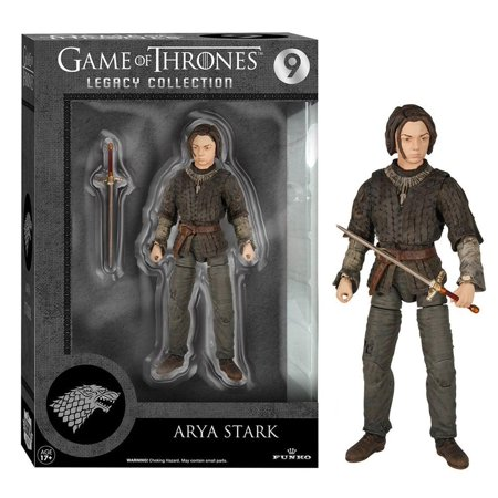 Funko Game of Thrones Legacy Collection Series 2 Arya Stark Action Figure Ford Ranger Pop