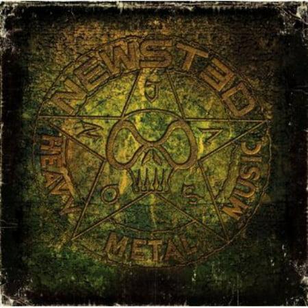 Heavy Metal Music (CD) - Halloween Metal Music