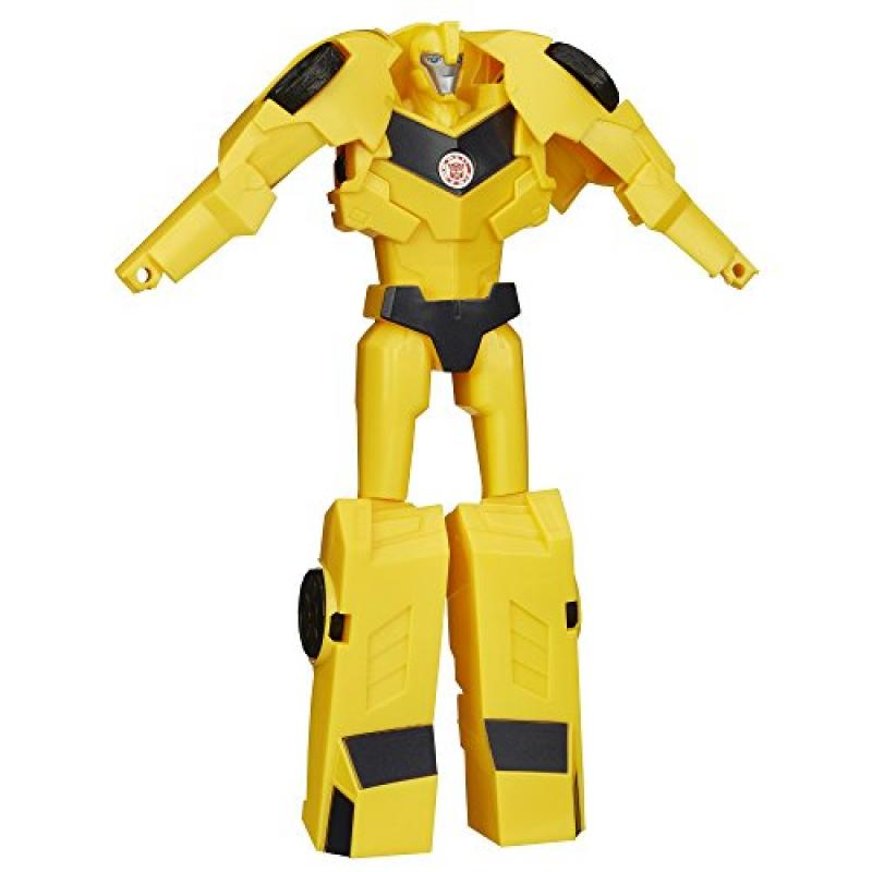 Transformers Robots In Disguise Titan Changers Bumblebee ...