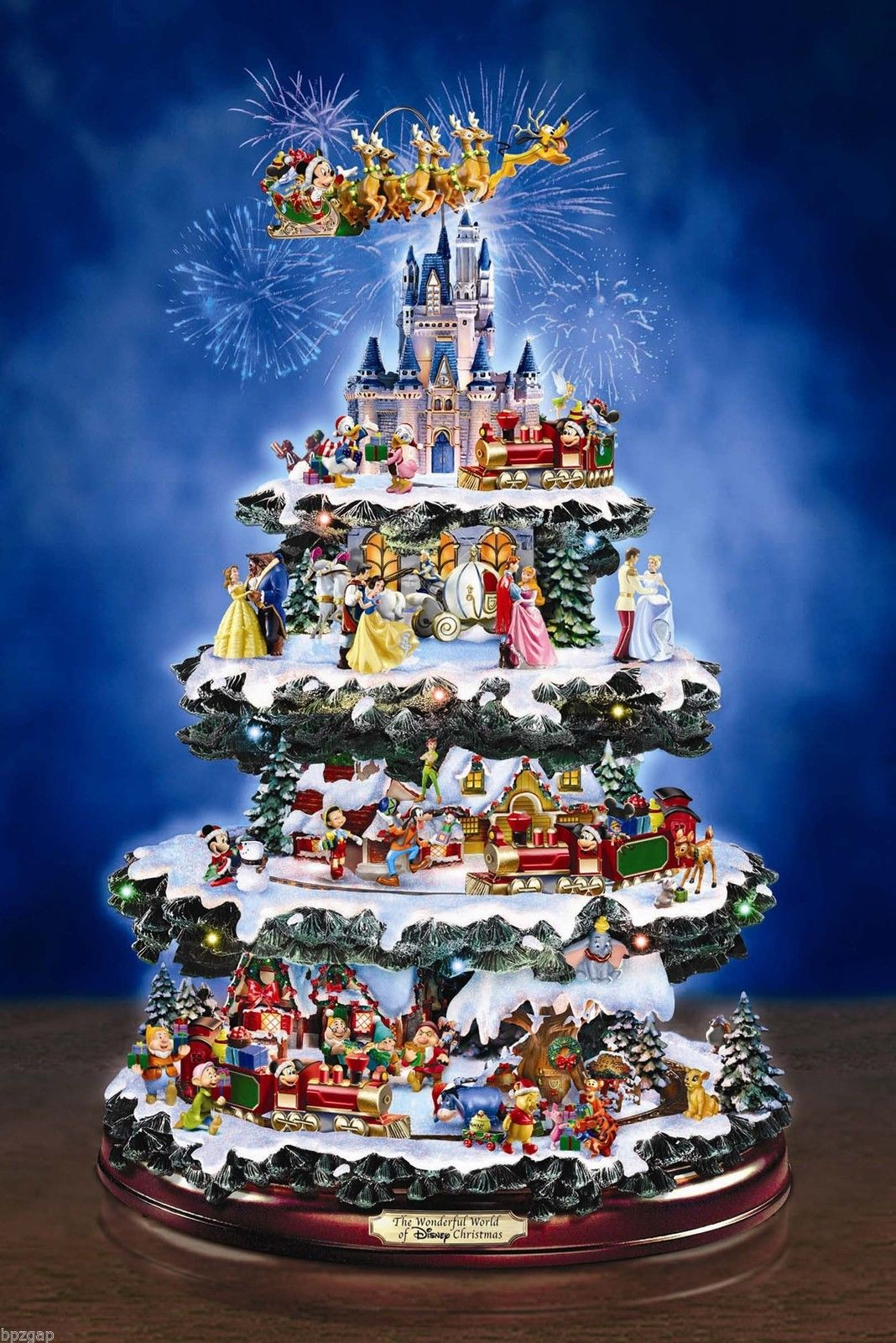 Disney The Wonderful World Of Disney Christmas Bradford