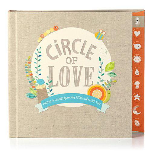 Hallmark Baby Circle of Love Press & Play Recordable Phot...