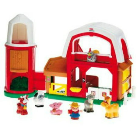 Fisher Price Little People Farm - YouTube