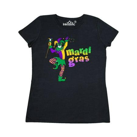 Mardi Gras jester celebration Women's T-Shirt - Mardi Gras Outfits Plus Size