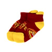 Iowa State Cyclones Youth Footie Sock