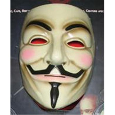V For Vendetta Mask - V Is For Vendetta Mask