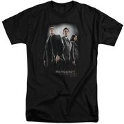 Person Of Interest Cast Mens Big and Tall Shirt