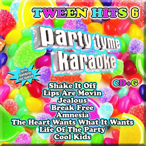 Party Tyme Karaoke: Tween Hits 6