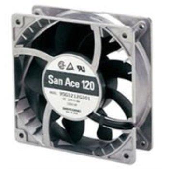 Sanyo Denki Servo (sanyo denki - sanace fans 9sg1224h101 axial fan, dc, 120x120x38mm,)