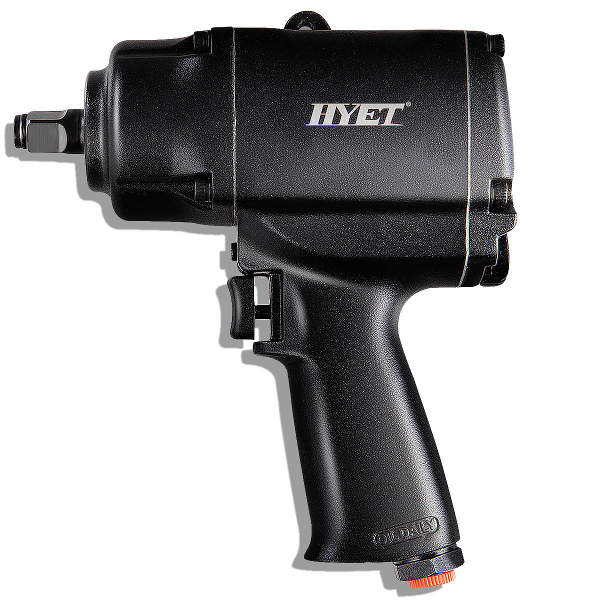 Costway Twin Hammer 1/2-Inch Air Impact Wrench 900 ft-lbs Heavy Duty Pneumatic Tools