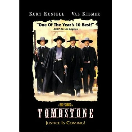 Tombstone (DVD) (Videos Zu Sonnenbrille)