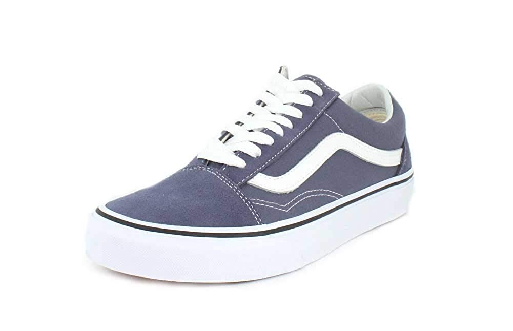 Mens Grisaille/True White Old Skool
